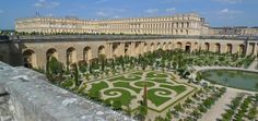 Palace of Versailles - Paris