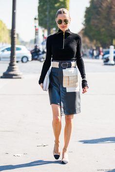 Paris Fashionweek day 4, ss 2016 – Sandra Semburg