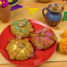Coco Mexicaans Feestbrood & Warme Chocolademelk
