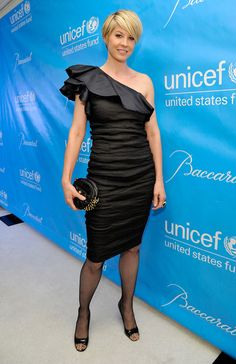 Jenna Elfman Photos: 2011 UNICEF Ball Presented by Baccarat