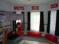 ice house room