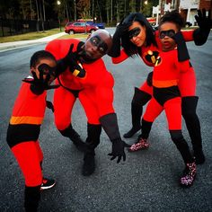 royal-labelle:  youngblackandvegan:  robhillsr:  The Incredibles  black family excellence  I will do this in the future.     Follow here for more beautiful black love!