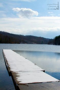 Plum Orchard Lake, West Virginia