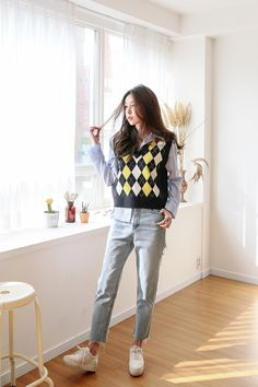 Smart casual wear, smart casual look women, korean fashion trends, asian fashion, Korean Fashion Summer, Korean Girl Fashion, Korean Fashion Trends, Ulzzang Fashion, Asian Fashion, Smart Casual Look Women, Smart Casual Wear, Casual Looks, Female Girl