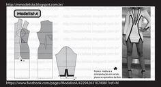 ModelistA: MODELAGEM PLANA