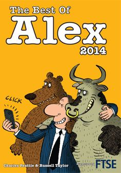 The hugely successful Alex cartoon strip is back for 2014! This further dose of highbrow humour from Alex's creators brings us the best of the cartoon's humour from 2014. £9.99