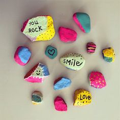 Our Kindness Rocks One message at just the right moment can change someones entire day, outlook, life This is the mission statem. Kindness Rocks, You Rock, Life