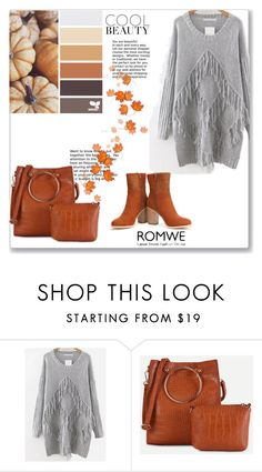 """romwe 2."" by igor89 ❤ liked on Polyvore featuring romwe"