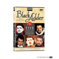 Amazon.com: Black Adder: The Complete Collector's Set: