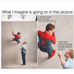 i can imagine this happening - tags ; @tomholland2013 @paddyholland2004 @samholland1999 @harryholland64 @nikkihollandphotography @dommoholland @hazosterfield @lifeisaloha @zendaya #tomholland #tomholland2013 #spiderman #spidermanhomecoming #spidermanfarfromhome #peterparker #marvel #avengers #avengersinfinitywar #hollanders #tessaholland #paddyholland #samholland #harryholland #nikkiholland #dominicholland #zendaya #zendayaandtomholland