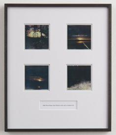 Stephen Vitiello, Site-Sound Series (Polaroid): Rauschenberg Residency, Captiva, FL, 2012