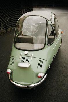 1956 Heinkel Cabin Cruiser -