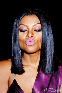 'Empire': Exclusive Portraits of Taraji P. Henson for The Hollywood Reporter