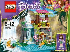LEGO Friends: Jungle Falls Rescue