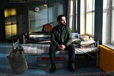 Sherwan Haji on keskeisessä roolissa Aki Kaurismäen uutuuselokuvassa. Hän näyttelee syyrialaista Khaledia.