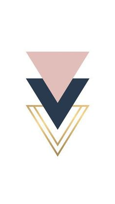 Blush Navy gold foil triangle geo shapes wallpaper you can. Trendy Wallpaper, Tumblr Wallpaper, Screen Wallpaper, Mobile Wallpaper, Cute Wallpapers, Wallpaper Backgrounds, Desktop Wallpapers, Wallpaper Patterns, Phone Wallpapers Tumblr