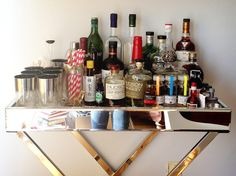 Slide Show   Show and Tell: Your Home Bar   Serious Eats