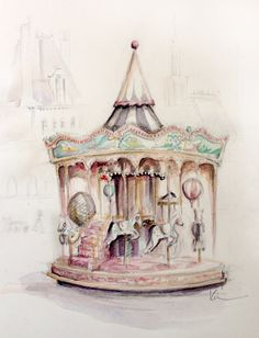 Carousel by Katie Rodgers