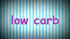 Die low carb – Ernährung... einfach erklärt #lowcarb #abnehmen #Rezepte