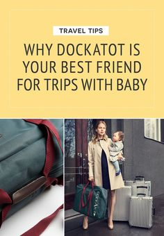 We are so lucky to hear from our users about the many ways they use-and love-their DockATot baby loungers. One of the most popular themes that comes up is traveling with baby. The DockATot has seen many families through their vacations. With the height of New Parents, New Moms, Your Best Friend, Best Friends, Sleeping Patterns For Babies, Portable Baby Bed, Toddler Boy Fashion, Boho Baby Shower, Gender Neutral Baby