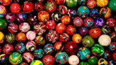 Bouncey balls!
