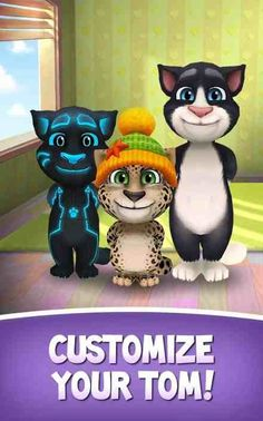 My Talking Tom - Android Market Best Android Games Download Free Android Apps