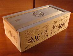 Box By Kari Hultman Beautiful Carving