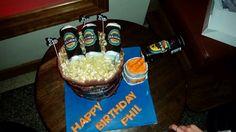 Bulmers bucket cake