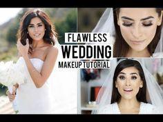 My Bridal WEDDING Makeup RECREATION (LOTS of TIPS!)