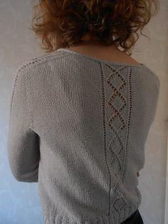 Ravelry: Ingrid pattern by mend&repair