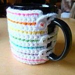 Free Crochet Cup Cozy Patterns - Karla's Making It