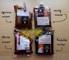 Mlsný králík z rýžového těsta: Suroviny a pomůcky do japonské kuchyně (+kde to sehnat, kuchařky a odkazy s recepty aka masterpost)