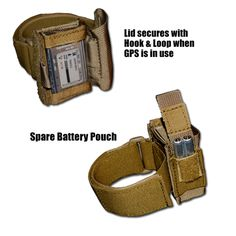 BDS Tactical Universal Mini GPS Pouch