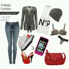 A wardrobe that is comfortable yet stylish, for the college girl on the go. @Influenster @Rick- Cawthard New York Color