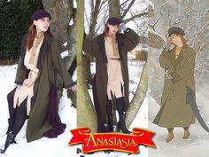 Anastasia. Halloween? haha