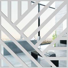 espelho decorativo quadrado - Pesquisa Google
