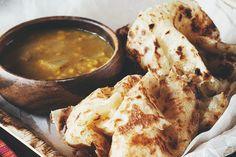 Roti canai & dhal curry