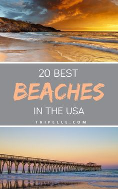 Looking for the best beaches in the USA and wanting to know where to start? Beaches are great, but if you're like most, you're probably tired of hitting the same beach vacation spot year in and year out.  You mostly want to explore new and exciting beaches within the US and perhaps also the best beaches in the world. Most of the beaches on our list are also located in the best vacation spots in US and are worth visiting.