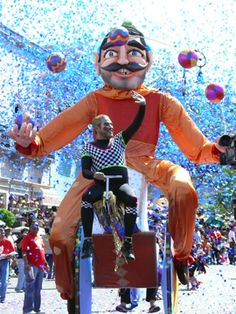 Desfile de primavera en Aguascalientes, Mexico