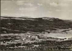 Hedmark fylke Os kommune Siksjøen i Tufsingdalen brukt 1944 foto O. Haugen