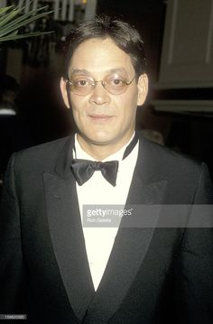 Actor Raul Julia attends the 43rd Annual Golden Globe Awards on January 24, 1986 at Beverly Hilton Hotel in Beverly Hills, California.