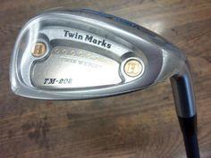 "Honma Golf ""Twin Marks TM-202 Iron"""