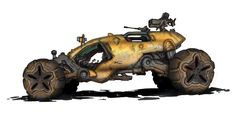 Vehicle Design - Hugo Martin