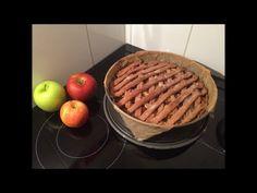 Dieser Apfelkuchen ist so gesund, dass ihr ihn zum Frühstück essen könnt :) ihr braucht: für den Teig: 400g (Dinkel) Vollkorn Mehl ca 200ml Wasser Zimt 12-15...