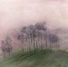 Sue Fenlon #landscape #tree #art