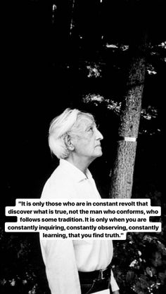 Jiddu Krishnamurti on finding the truth Quotable Quotes, Wisdom Quotes, Me Quotes, Motivational Quotes, Inspirational Quotes, J Krishnamurti Quotes, Jiddu Krishnamurti, Pretty Words, Beautiful Words