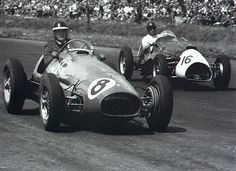 #8 Mike Hawthorn (GB) - Ferrari 500 (Ferrari 4) 5 (3) Scuderia Ferrari #16 Ken Wharton (GB) - Cooper T23 (Bristol 6) 8 (11) Cooper Car Co