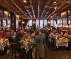 Best Steakhouses in the U.S.: Keens Steakhouse  :  New York City, NY