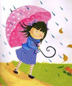 umbrellas.quenalbertini: Raining