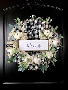 Excited to share this item from my Farmhouse Wreaths, Fall Burlap Wreath, Thanksgiving Wreath, Diy Fall Wreath, Autumn Wreaths, Holiday Wreaths, Fall Burlap Wreaths, Ribbon Wreaths, Tulle Wreath, Floral Wreaths, Spring Wreaths, Wreath Ideas